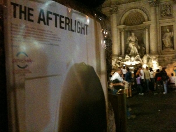 The afterlight in rome
