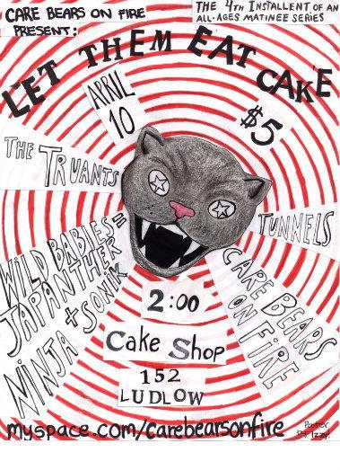 Cake shop japanther