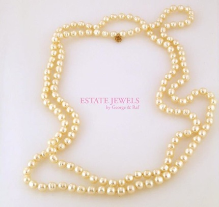 Chanel Estate Jewels Pearls